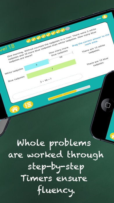 Math Word Problems: School Ed. Screenshots