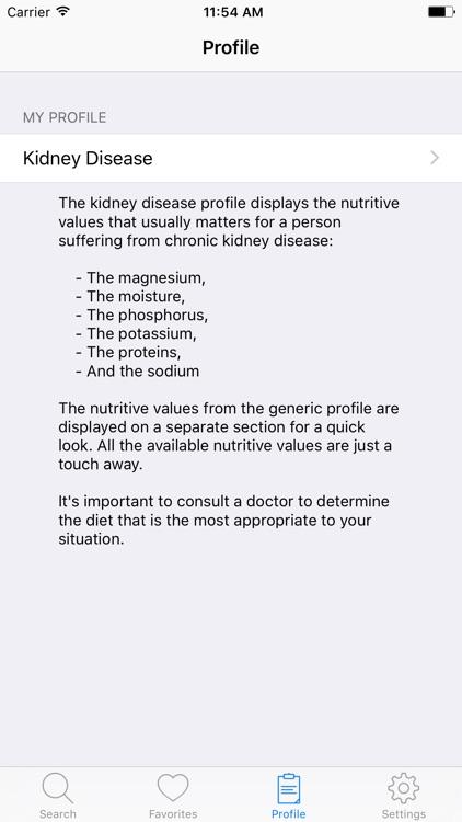 Nutrient Wise screenshot-3