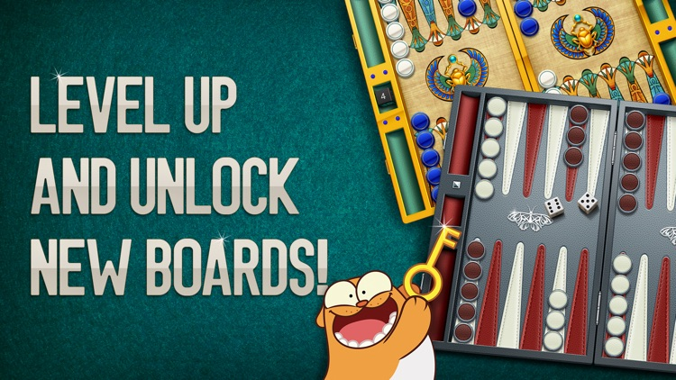 Viber Backgammon screenshot-3