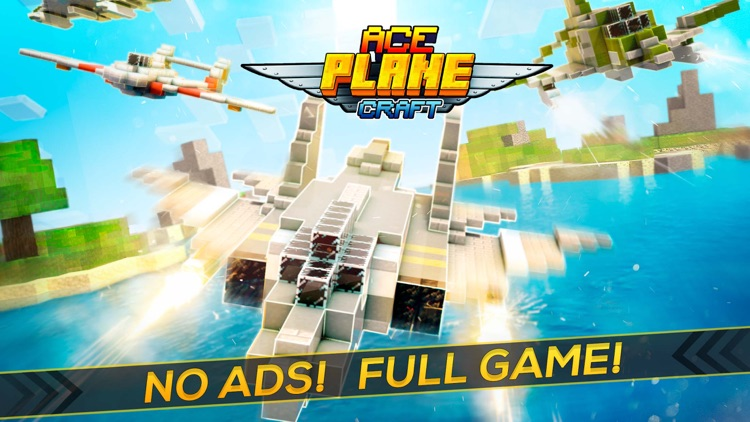 Ace Plane Craft Free | Fighter Simulator Game For Kids