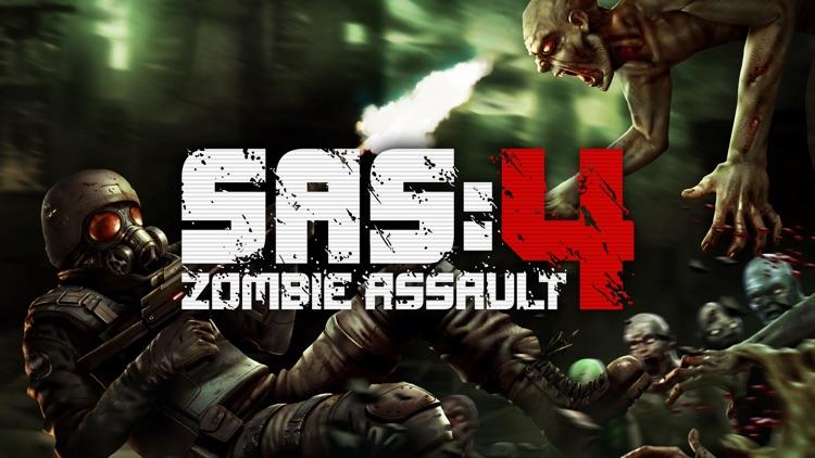 SAS: Zombie Assault 4 screenshot-4