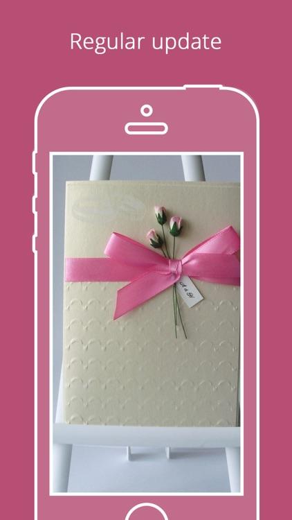 Best Wedding Invitation Cards| Cute Invite Designs screenshot-4