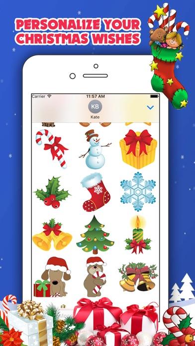 300 Christmas Stickersのスクリーンショット3