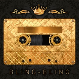 Delitape Bling-Bling - Deluxe Cassette Player