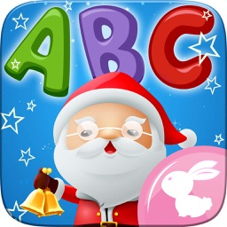 ABC Alphabet Tracing Easy Draw Color Christmas Day