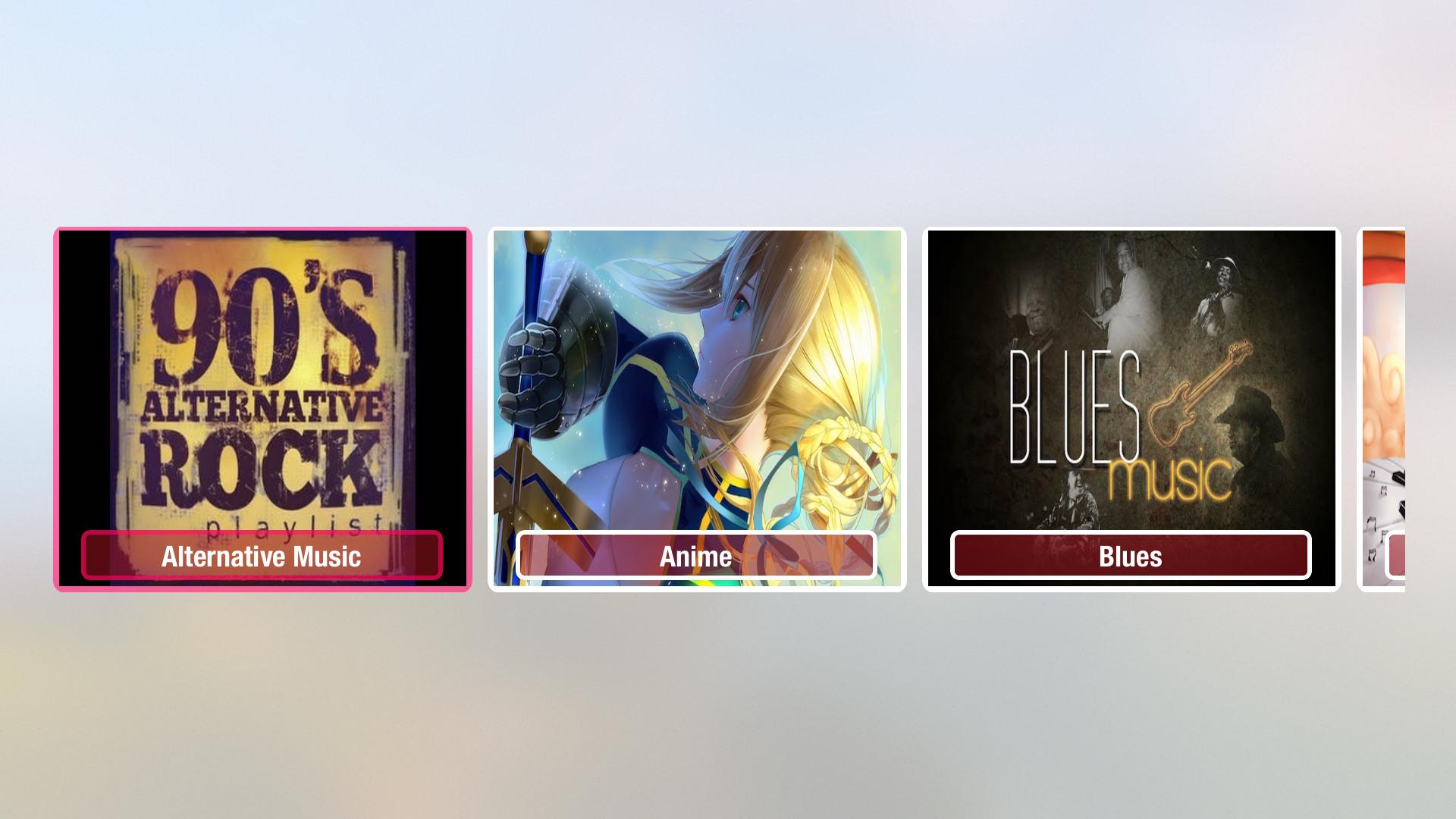 MUSIC Tube - All Genres Music & Videos screenshot 1