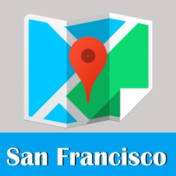 San Francisco metro transit trip advisor map guide