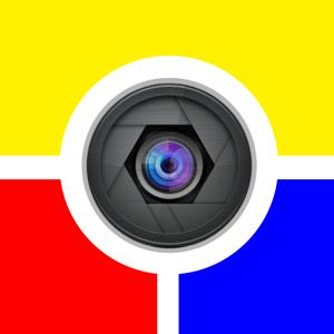 Cool Pic Camera - Emoji Photo Editor Frames User ios app