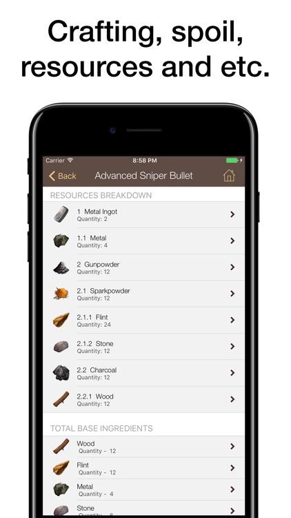 Pocket Wiki for ARK: Survival Evolved screenshot-3