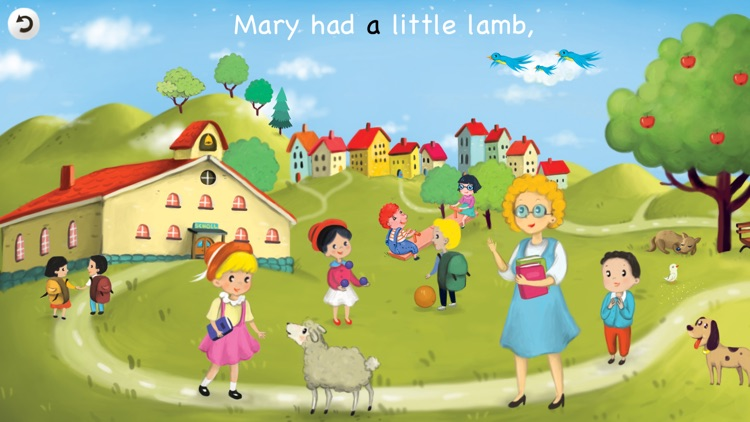 Popular Nursery Rhymes & Songs For Children screenshot-4