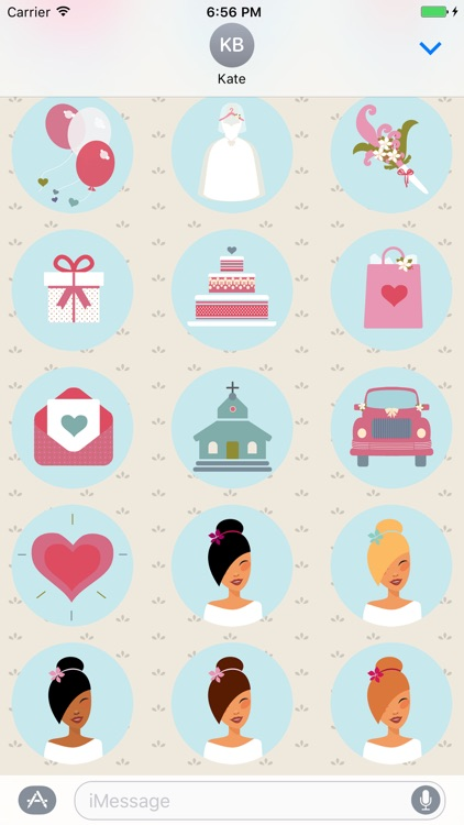 Wedding Day Stickers screenshot-4