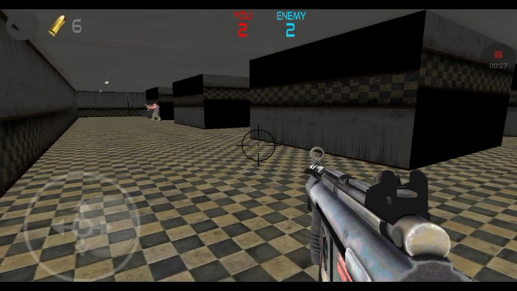 Fps Multiplayer Shooting with Machine Gun (a 1st person shooter game) screenshot-3