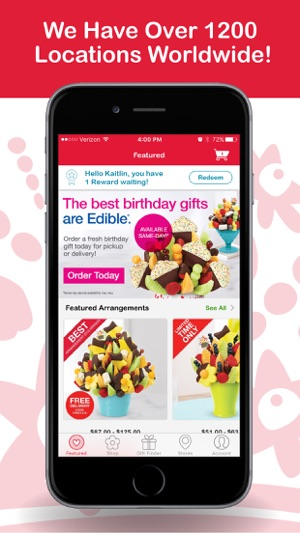Edible Arrangements On The App Store