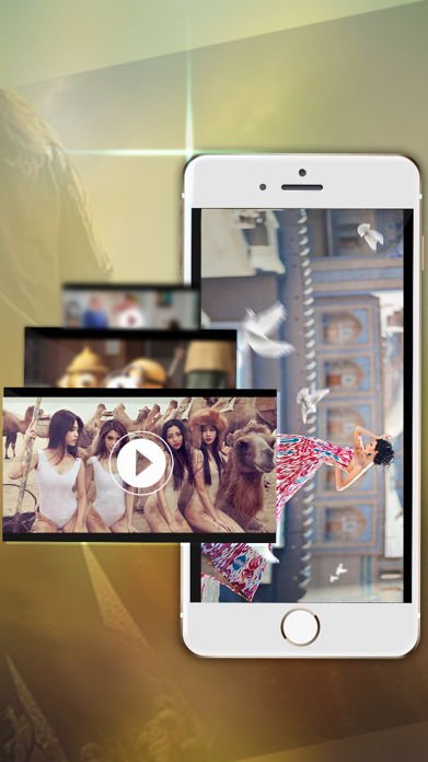 Photos+Video Browser - Private Pictures Folder Screenshot