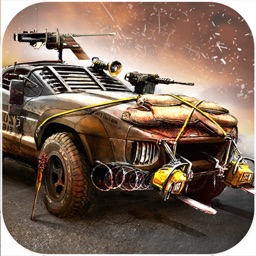 Weapon Car Rider : Highway Shooting Race-r 3D