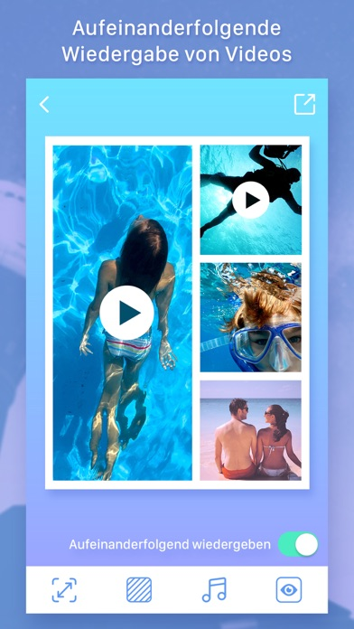 Screenshot for Photo & Video Collage Maker in Austria App Store