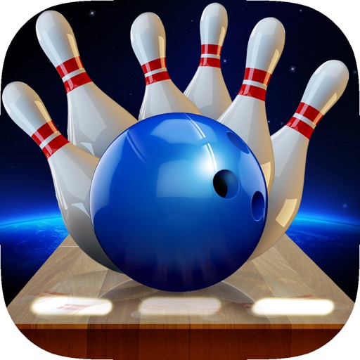 Real Bowling Strike : 10 Pin