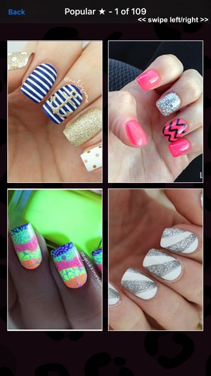 Nail Salon Designs - Polish, Manicures, Makeovers