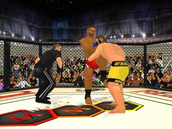 Weekend Warriors MMA на iPad
