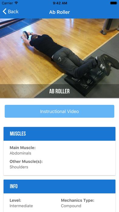 Bodybuilding Exercises and Workoutsのおすすめ画像4