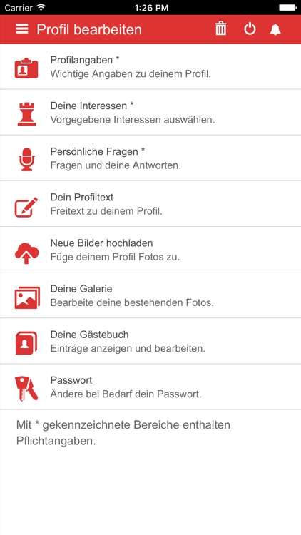 Christliche Partnersuche cxSingle screenshot-3