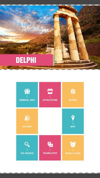 Delphi Tourist Guide