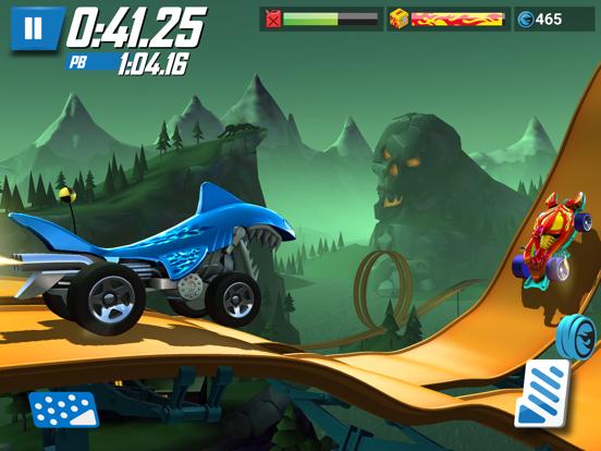 Скачать игру Hot Wheels: Race Off