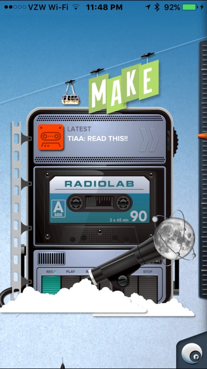 Radiolab screenshot-2
