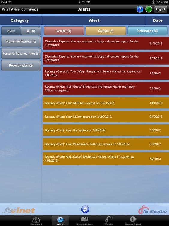 Air Maestro Lite screenshot-3