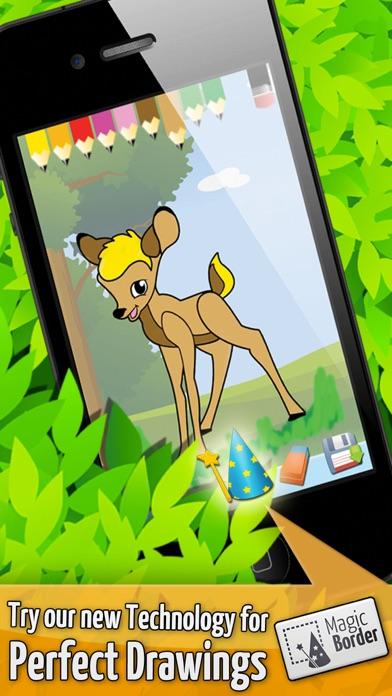 ペット:ぬりえ動物、子供のためのゲーム 赤ちゃん - 無料スクリーンショット4