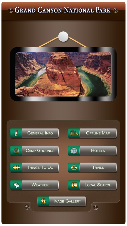 Grand Canyon National Park - USA screenshot-0