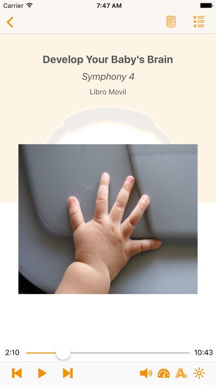 Develop Your Baby's Brain - AudioEbook