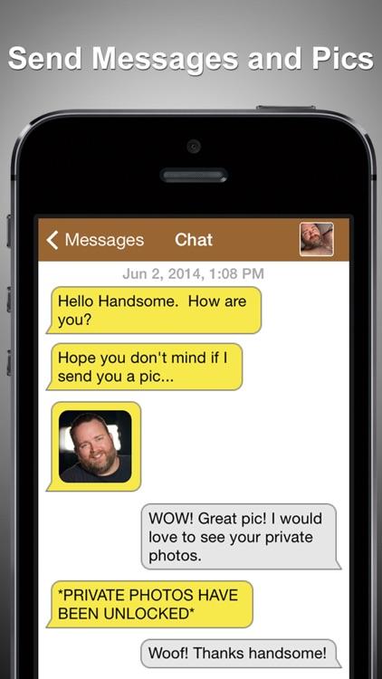 GROWLr: Gay Bear Social Network screenshot-3