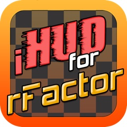 iHUD for rFactor & rFactor 2. Customize your Dashboard!