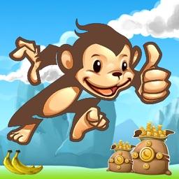 Monkey Run - The Jungle Book Edition