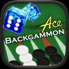Backgammon Ace – Multiplayer Board Game & Dice icon