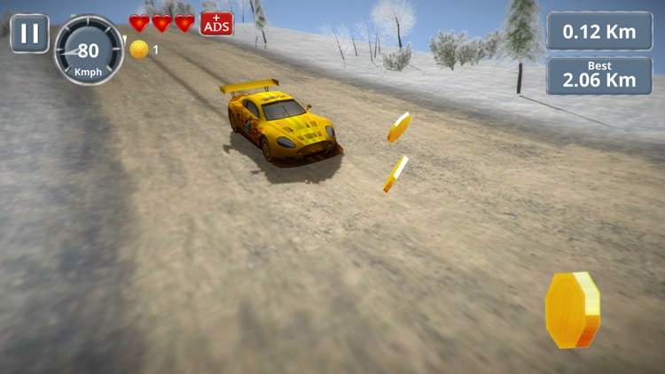 Rally Racing 3D screenshot-2