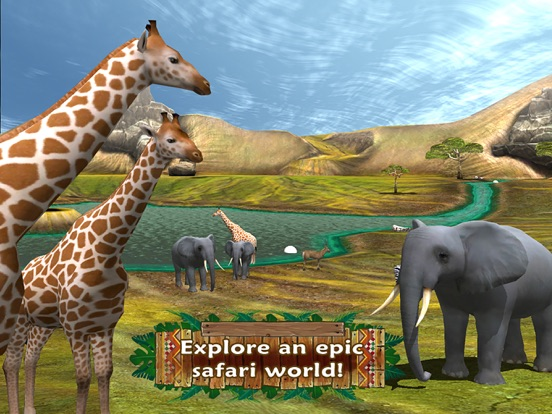 Safari Tales screenshot 2