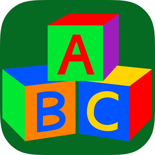 Letters ABC for Kids: Write Alphabet and Word iOS App