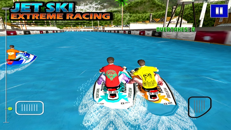 Jetski Extreme Racing (3d Race Game / Games) screenshot-3
