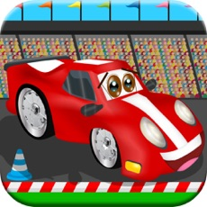 Activities of Race Cars! Car Racing Games for Kids Toddlers