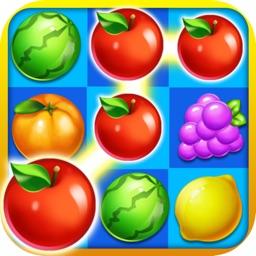 Match-3 Fruit Legend