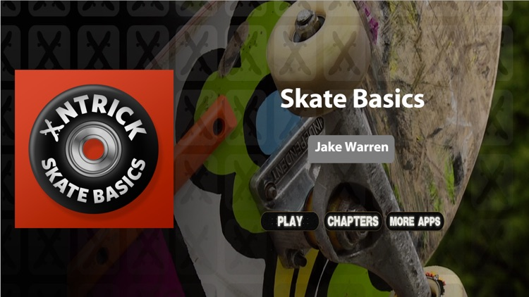 Skate Basics screenshot-0
