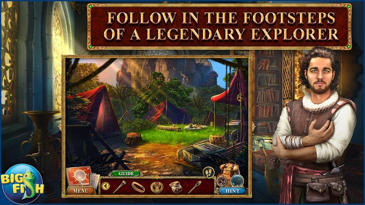 Hidden Expedition: The Fountain of Youth (Full) screenshot-0