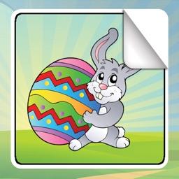 Easter Sticker Book!