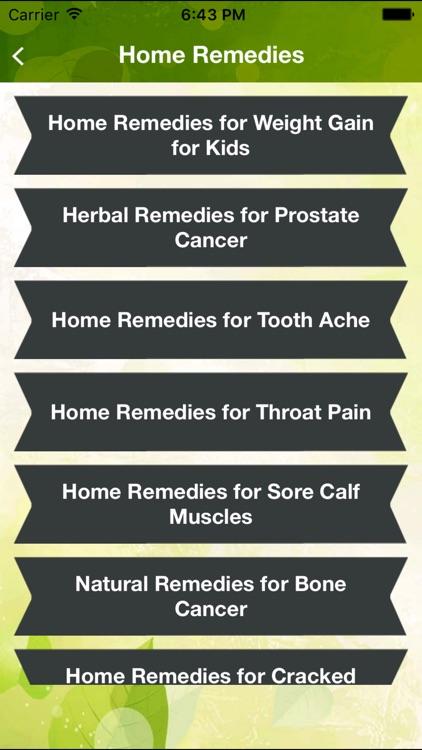 Ayurvedic Health Tips -Skin,Beauty & Home Remedies screenshot-4