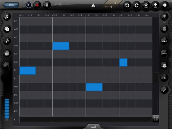 Genome MIDI Sequencerのおすすめ画像2