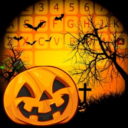 Halloween Keyboard Changer – Set Scary And Creepy Keyboards On Your Phone As Default