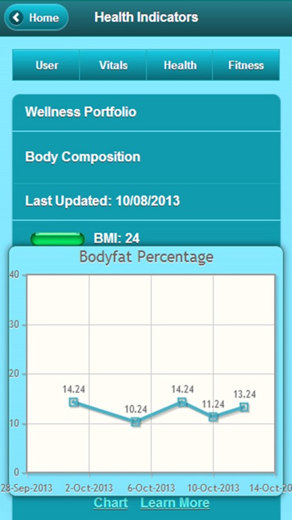 DNA Nutrition Tracker screenshot-3