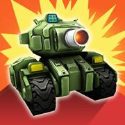 Block tank wars II